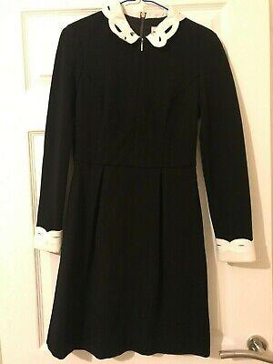 Ted Baker Floral SHEALAH dress size 1 UK 8