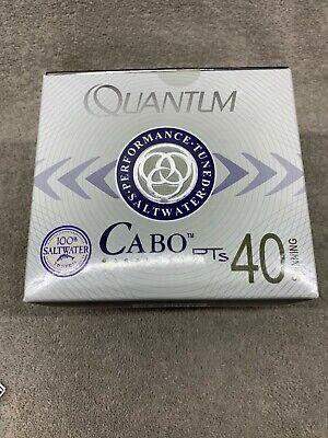 NEW Quantum Cabo Spin Reel 9BB 4.9:1 300//14LB 7+1BB CSP60PTSE