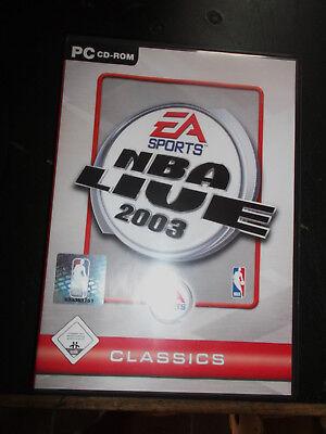 NBA Live 2003 (PC DVD-Box)