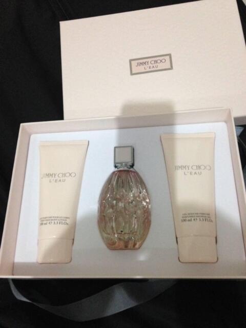 BoxAccessories Gumtree New In Choo L'eau Perfume Jimmy Set SqMVpzGU