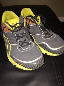 Size 13  Men's athletic  running shoes