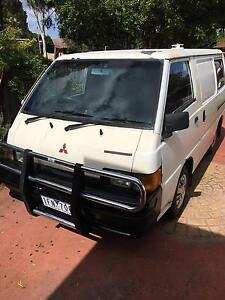 1992 Mitsubishi Express Van/Minivan Frankston Frankston Area Preview