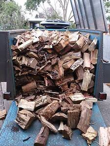 Firewood 7 x 5 enclosed trailer mixed wood delivered Aldinga Beach Morphett Vale Area Preview