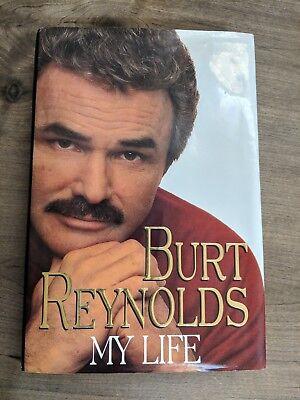 Burt Reynolds Book My Life 1994 1st/1st Hardcover Free Shipping