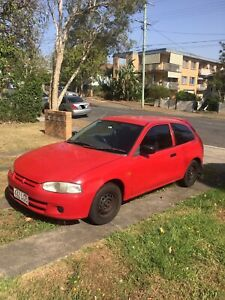 1999 Mitsubishi Mirage 5 Sp Manual 3d Hatchback