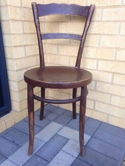 Vintage bentwood chair Wellard Kwinana Area Preview