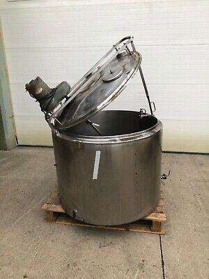 Groen Stainless Steel Farm Milk Tank Model Rw2-150