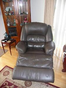 Leather Recliner Chair Canning Vale Canning Area Preview