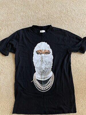 ih nom uh nit Black Tshirt Size XL