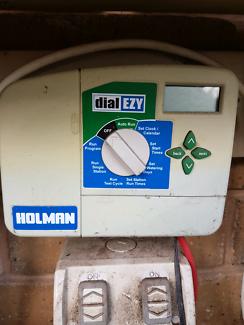 Holman dial ezy gardener irrigation controller
