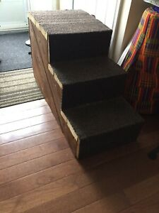 Pet stairs