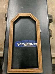 Antique Seth Thomas  Kitchen Parlor Mantel Clock  Door w/ Brass Hinges