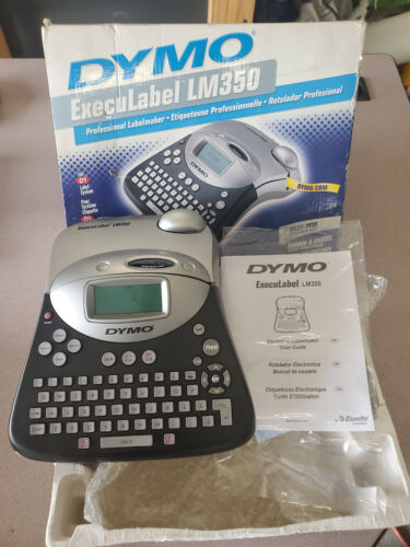 DYMO EXECULABEL LM350
