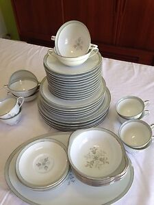 Noritake 48 piece Lucille dinner set Bulimba Brisbane South East Preview
