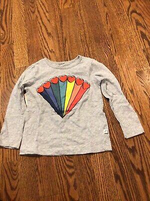 Stella McCartney Rainbow Tee Shirt Top 4