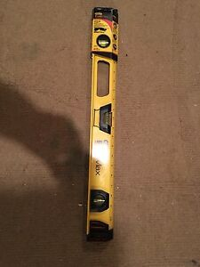 "Stanley Fat Max 24"" I Beam Level NEW"