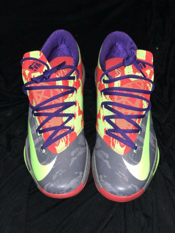 a9b0a3084a61 Nike Kevin Durant KD VI 6 Energy Size 10