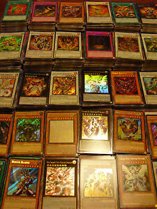 [1] Yu-Gi-Oh! Card - Lot Pack - Super, Ultra, Secret, Ultimate, or Ghost Rare !!