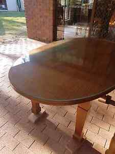 Oval Dining table Warrill View Ipswich South Preview