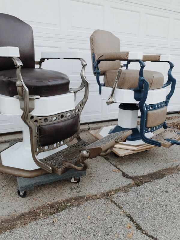 Koken Barber Chairs