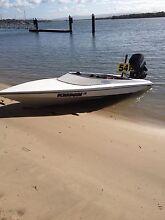Bullet 1750 custom built social/ ski race boat Coomera Gold Coast North Preview