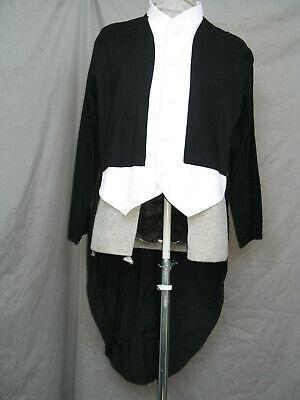 Mickey Mouse Tuxedo Coat Fantasia - Mickey Mouse Fantasia Kostüm