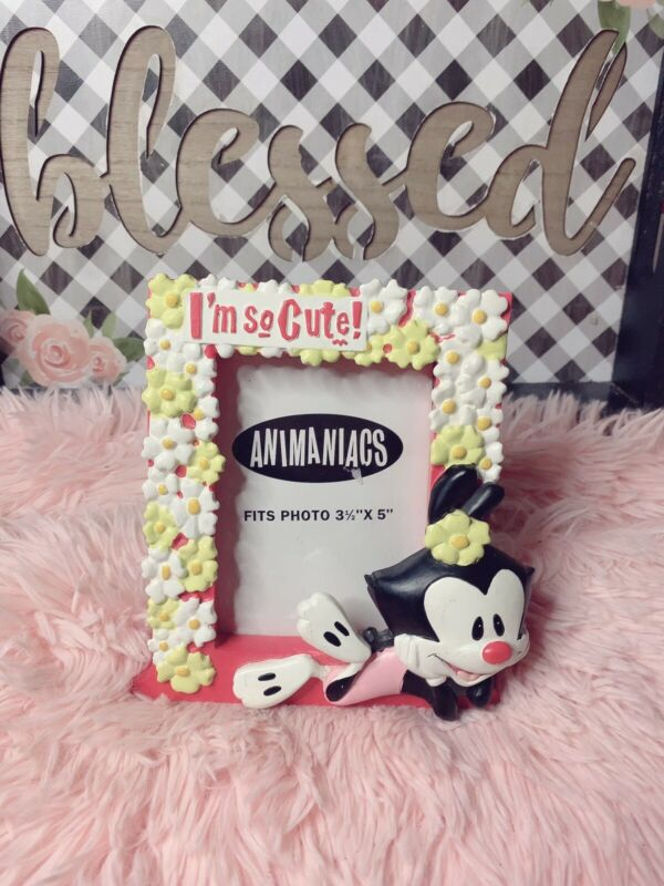 "Animaniacs Picture Frame ""I'm So Cute"" - 3.5 x 5 picture"