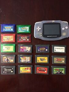 GameBoy/Pokémon Games and System