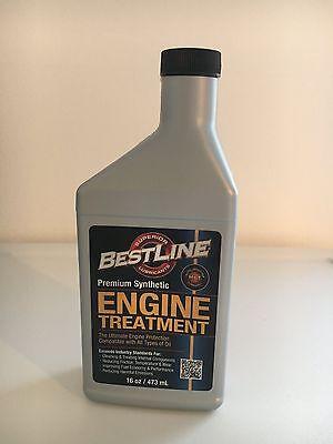 Bestline Engine Oil Treatment Additive Lubricant (UK BASED) Checkout U Tube.