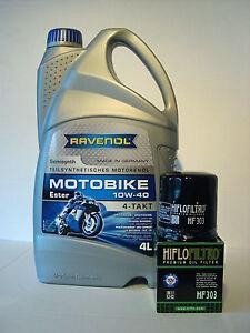 Ravenol-Motobike-10W40-Aceite-Filtro-de-aceite-KAWASAKI-VN1500
