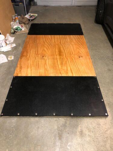 Deadlift Platform, 4x8, Custom Made, Olympic
