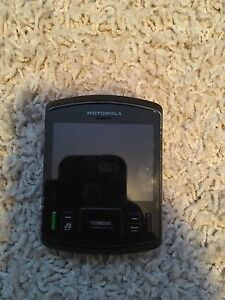 Parts only or mp3 player or kids toy Motorola slide phone