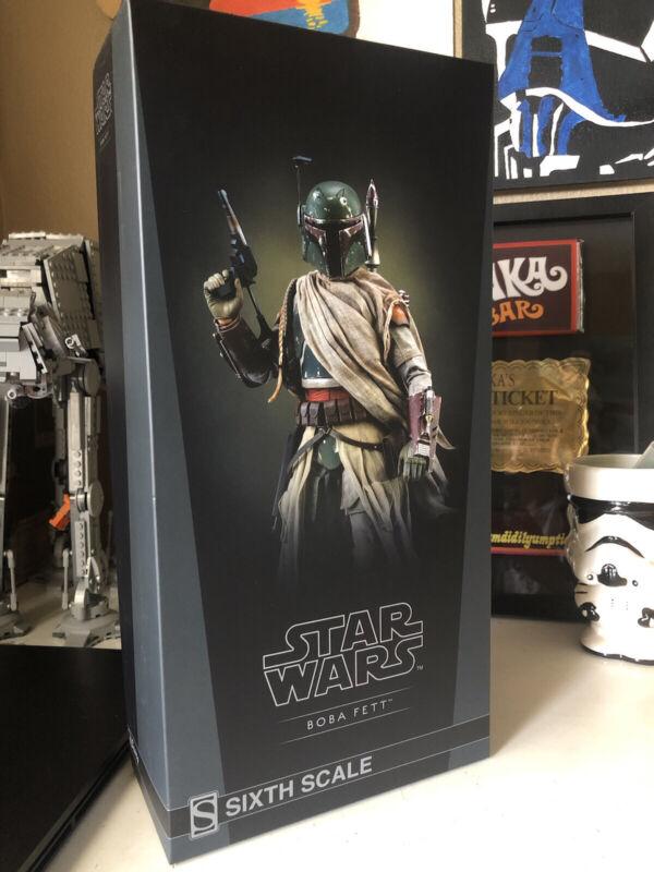 Sideshow Star Wars Sixth Scale Boba Fett