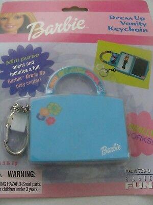 Barbie Mini Handtasche mit Funktion und Schlüsselanhänger-VINTAGE! 90.er Jahre