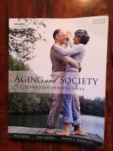 Aging And Society Textbook