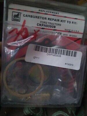 Carburetor Overhaul Kit Ford Tractor 2000 2600 2610 3000 3600 3610.ckpn9590b