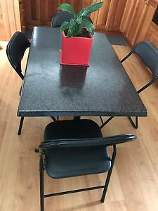 Dining table & 4 chairs Sorell Sorell Area Preview