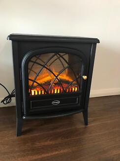 Heater - Log Fire Effect