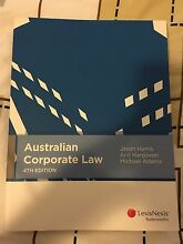 Australian Corporate Law Wishart Brisbane South East Preview