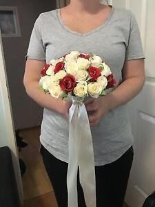 Artificial roses bouquet High Wycombe Kalamunda Area Preview
