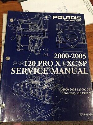 Snowmobiling - Polaris Xc 120 on