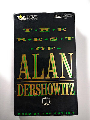 The Best of Alan Dershowitz Read By The Author Audiobook on 2