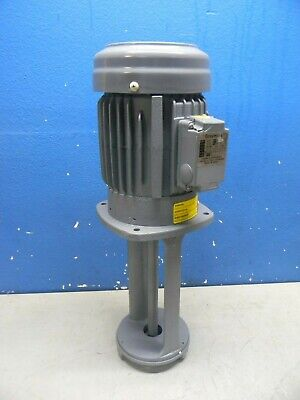Graymills Cast Iron Immersion Machine Tool Recirculating Pump 230460v 3ph Imv75