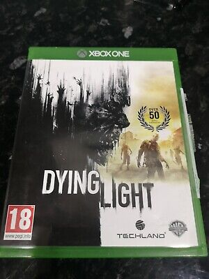 Dying Light Xbox One video game in immaculate condition free shipping tested  segunda mano  Embacar hacia Spain