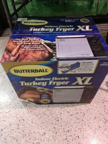 Brand new sealed Butterball Turkey Fryer XL sealed