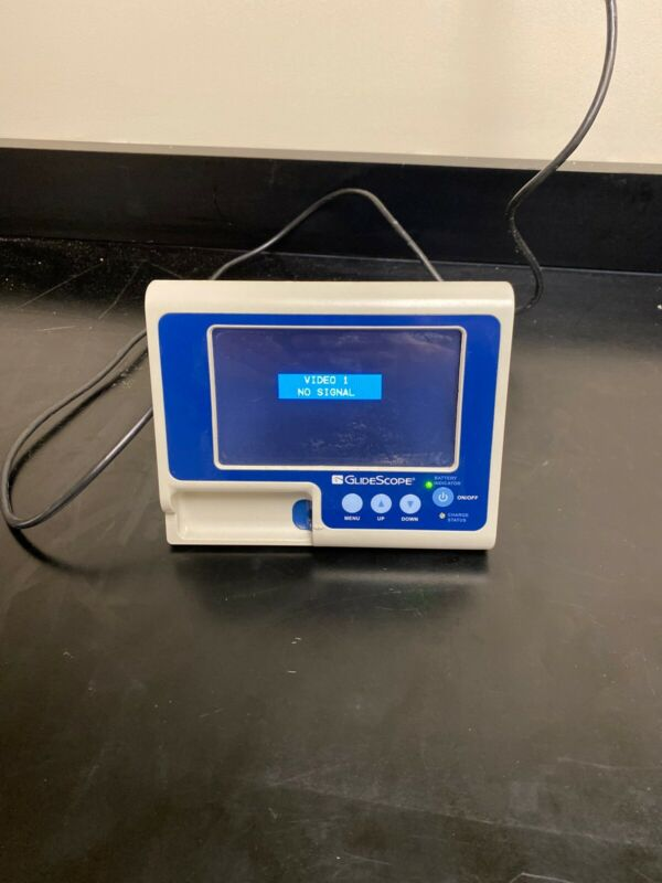 Saturn Glidescope Portable GVL Video Laryngoscope Monitor (Monitor Only)