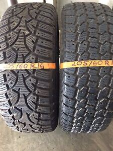 205/60R16 New Tires