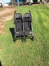 Twin stroller/ pram Stroud Great Lakes Area Preview
