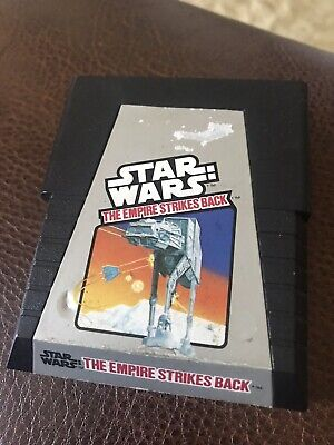 FREE SHIPPING!! STAR WARS: THE EMPIRE STRIKES BACK - ATARI 2600 - GAME ONLY