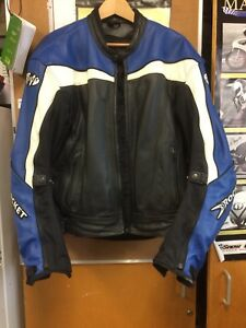Very nice leather (with armour) Joe rocket motorcycle jacket